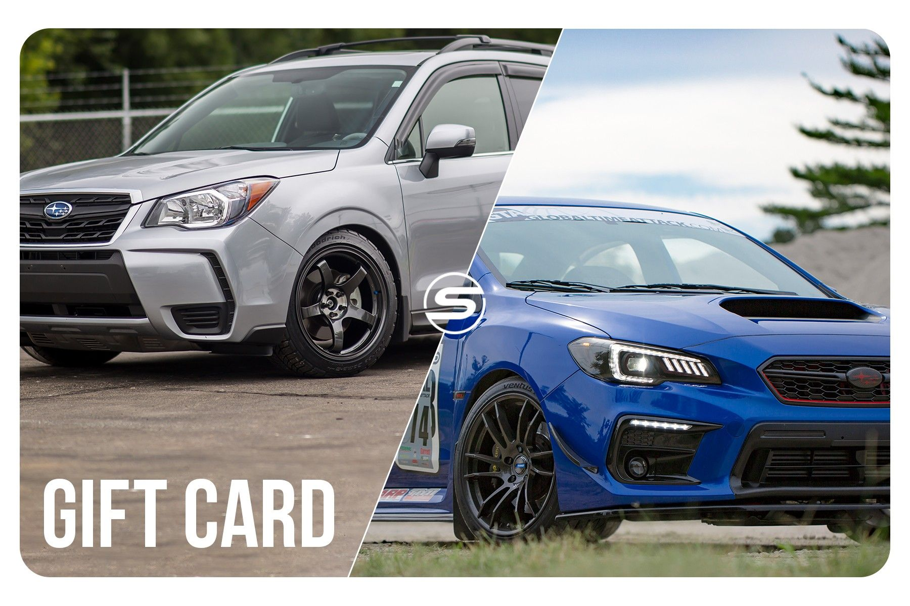 Subispeed gift card