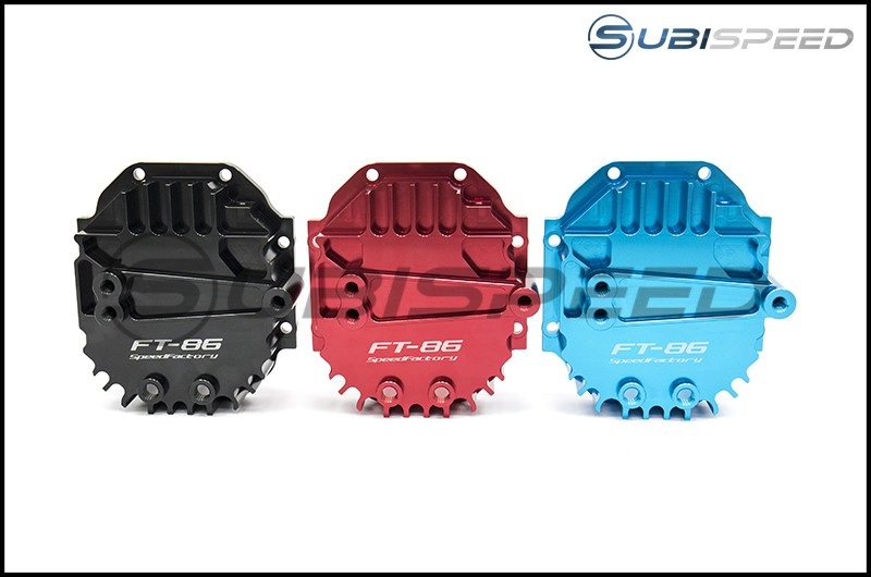 FT86SF High Capacity Rear Differential Cover