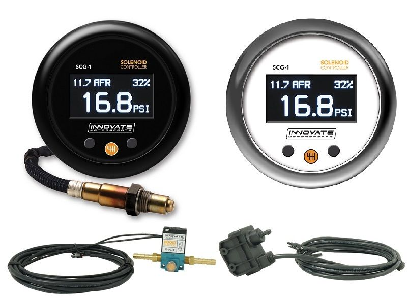 Innovate Wideband AFR & Boost Controler w/ Digital Display
