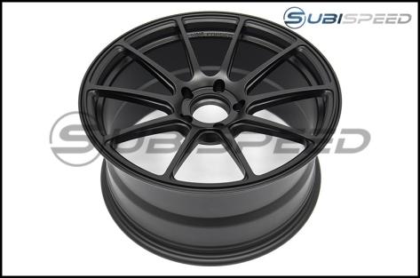 XXR 527 Wheels 18x9 +35mm (Flat Black Forged) - 2015+ WRX / 2015+ STI
