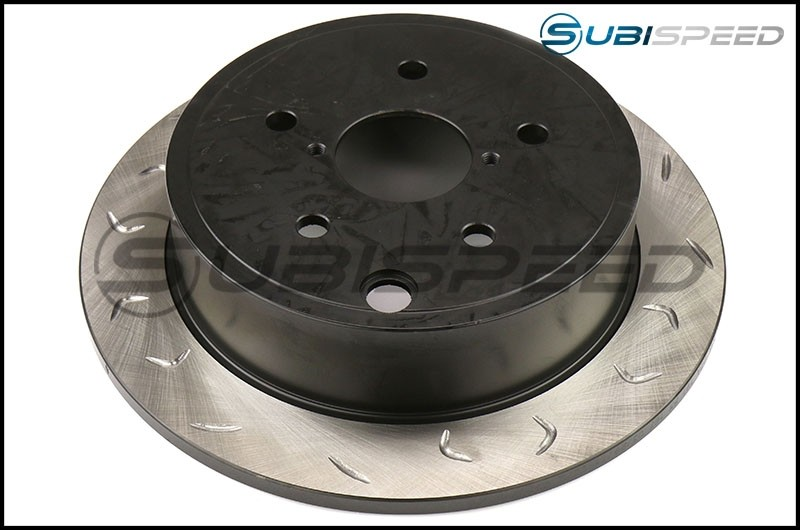 FactionFab Slotted Rotors