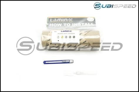 Lamin-X Headlight and Fog Light Covers - 2015+ WRX / 2015+ STI
