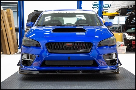 Carbon Reproductions MA Style Front Lip