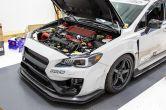 OLM Upper Suspension Mount Cover - 2015-2020 Subaru WRX & STI