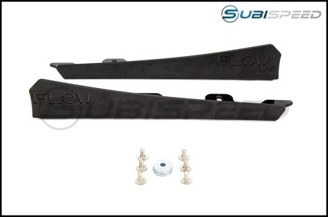 Flow Designs Rear Spat Winglets
