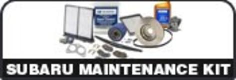 Subaru Maintenance Kits