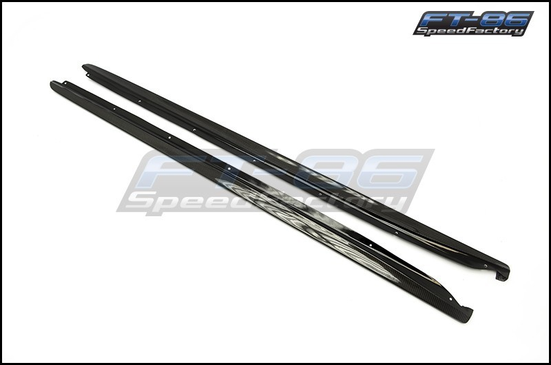 OLM Carbon Fiber Side Skirts