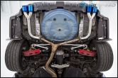 PLM Dual Track Pipe Muffler Deletes - 2015-2019 WRX / 2015-2018 STI