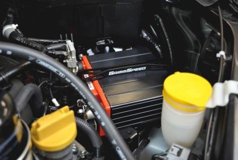 GrimmSpeed Lightweight Battery Mount Kit - 2015+ WRX / 2015+ STI
