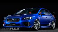 Advan RZII Indigo Blue 18x9.5 +45 - 2015+ WRX / 2015+ STI