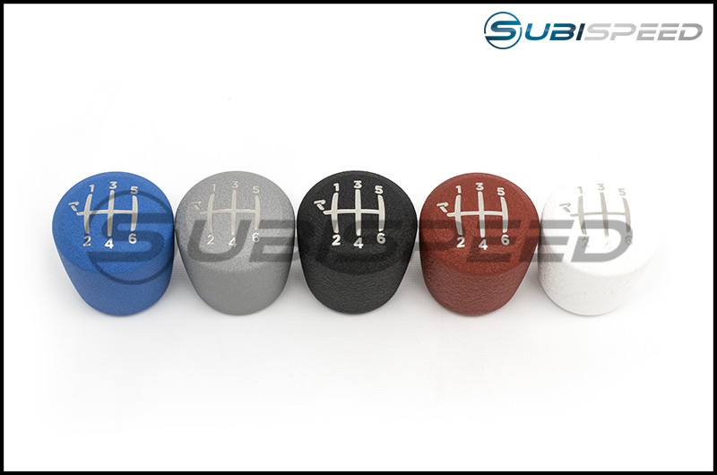 Raceseng MT Gated Wrinkle Finish Ashiko Shift Knob