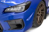 OLM Paint Matched JDM Style Canards - 2015-2021 Subaru WRX & STI