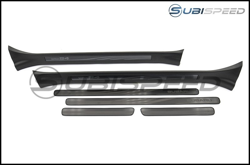 Subaru 2018 JDM S4 WRX Doors Sills