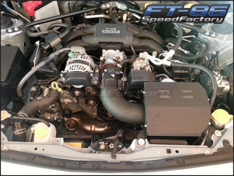 Injen SP Series Short Ram Intake (*CARB Cert) - 2013+ BRZ