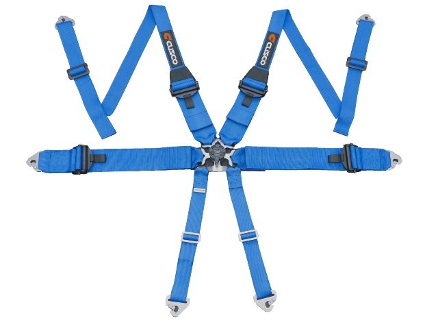 Cusco 6 Point FIA Harness (Hans Only Model)