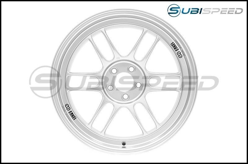 Enkei RPF1 Wheels 17x9 +35mm (Silver) - 2013+ BRZ