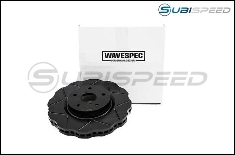 WaveSpec Black Line Rotors - 2015+ WRX