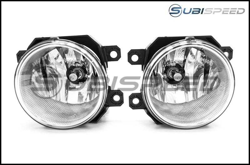 Subaru OEM Fog Light Kit - 18+ Crosstrek