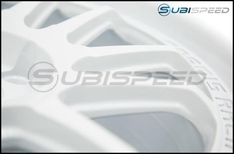 Cosmis Racing XT-206R 18x9 +33mm White - 2015+ WRX / 2015+ STI