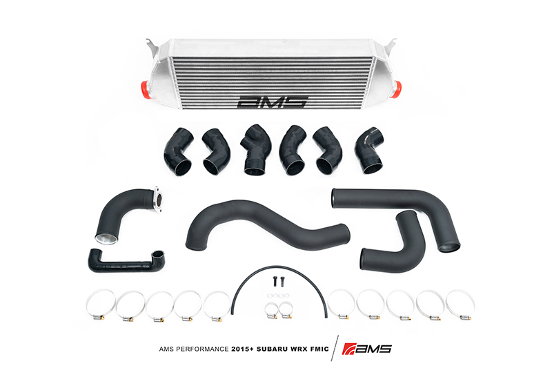 AMS Performance Front Mount Intercooler without Bumper Beam 2015+ Subaru WRX
