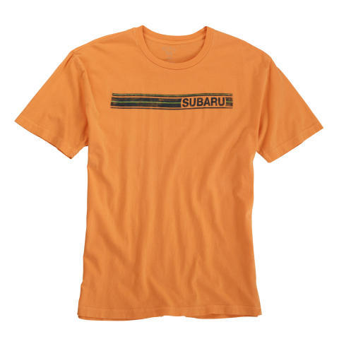 Subaru Highlander Orange T-Shirt