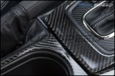 GCS Carbon Cup Holder Accent Trim - 2014-2018 Forester
