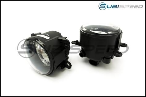 Winjet Complete OEM Style Fog Light Kit - 2015-2017 WRX / STI