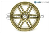 XXR 558 18x8.75 +36mm (Gold) - 2015+ WRX / 2015+ STI / 2013+ FR-S / BRZ / FT86