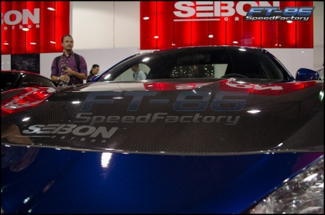 Seibon Carbon Fiber Hood (VS) - 2013+ FR-S / BRZ / 86