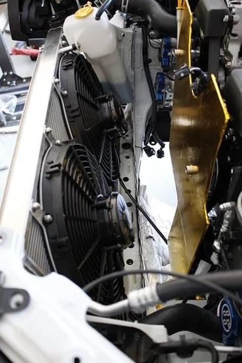 Verus High Performance Radiator - 2013+ FR-S / BRZ / 86
