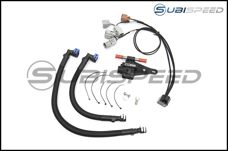 Cobb FA20DIT Flex Fuel Ethanol Sensor Kit and Optional Tuning - 2015-2020 Subaru WRX