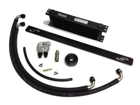 Jackson Racing Engine Oil Cooler Kit