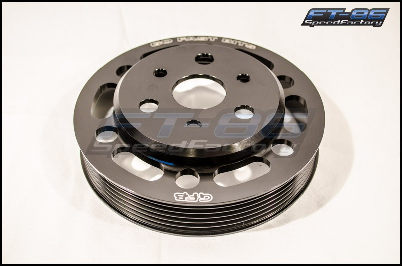 Go Fast Bits Lightweight Water Pump Pulley