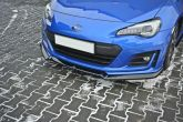 Maxton Design V3 Gloss Black Facelifted Front Lip - 2017+ BRZ