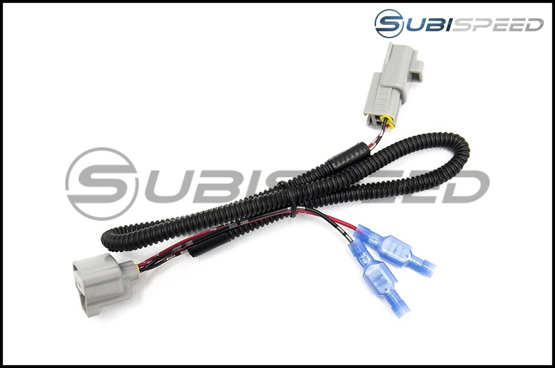 SubiSpeed Turn Signal Quick-Connect Extension Harness (Single)