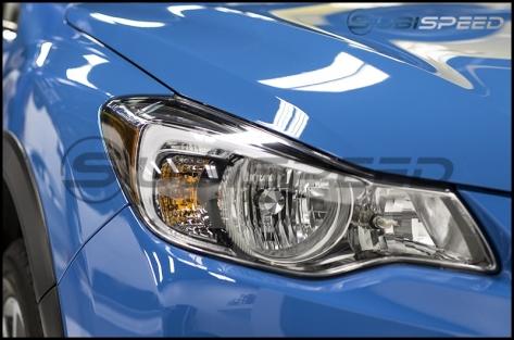 Head Light Reflector Overlays
