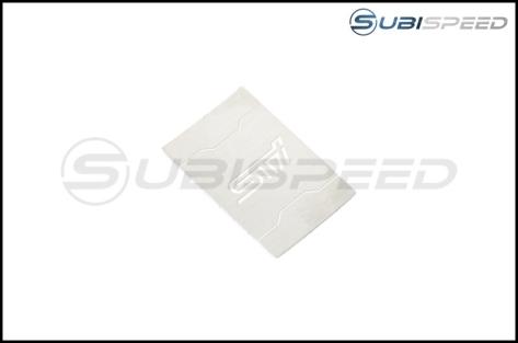 JDM Station STI Style 2 Seat Heater Cover - 2013+ FR-S / BRZ / 86