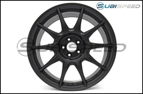 Work M.C.O Racing Type CS 18x8.5 +38mm Matte Black - 2013+ FR-S / BRZ / 86 / 2014+ Forester