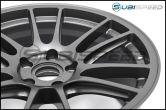 Enkei GTC01RR Wheels 18x9.5 +35mm Matte Gunmetal - 2015+ WRX / 2015+ STI