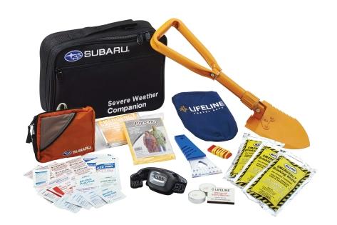 Subaru OEM Severe Weather Kit - Universal