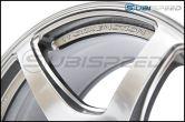 WORK Wheels Emotion T5R Glow Silver 19x9.5 +35 - 2015+ WRX / 2015+ STI