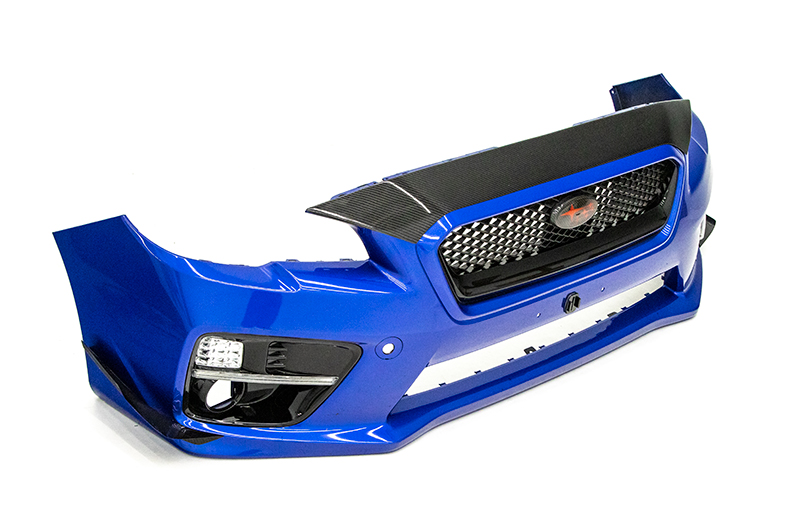 OLM Carbon Fiber Upper Front Bumper Cover
