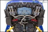 MXP Comp RS Catback Exhaust - 2015+ WRX / 2015+ STI