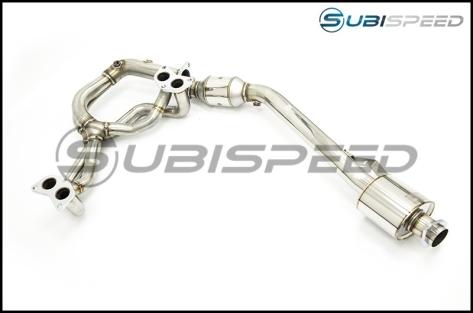 HKS Header Back Exhaust System