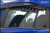 Subispeed Rear Window Louvers - 2015+ WRX / 2015+ STI