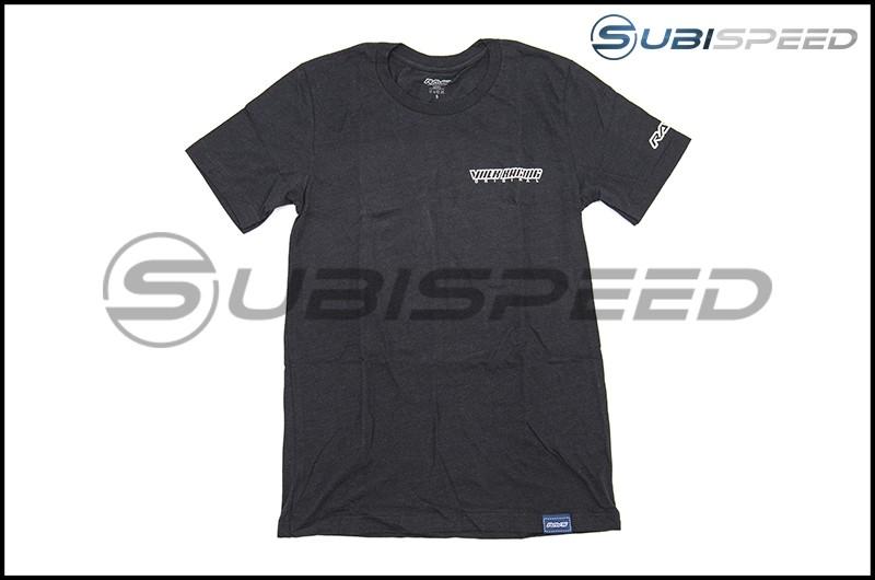 Volk Racing 28 T-Shirt Charcoal