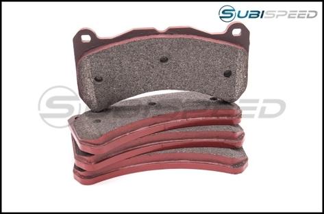 Carbotech 1521 Brake Pads - 2018+ STI
