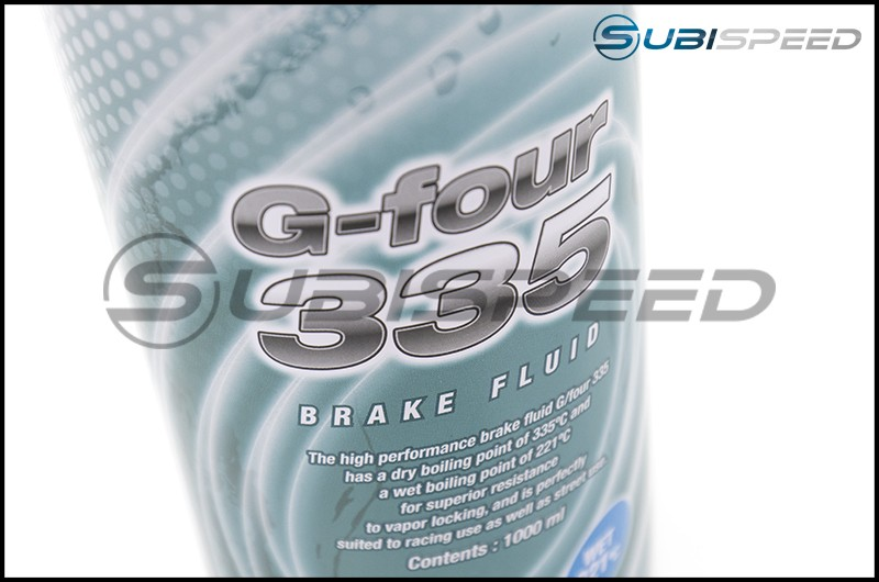 Project Mu G-Four 335 Brake Fluid