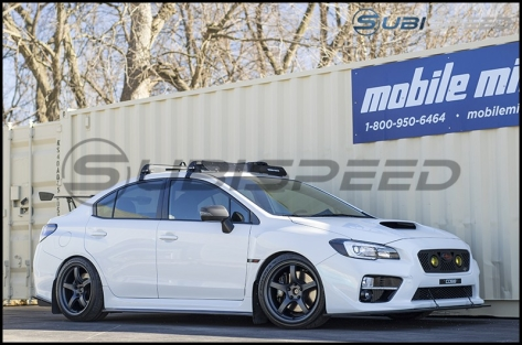Rays Gram Lights 57CR Gun Blue II 18x9.5 +38 - 2015+ WRX / 2015+ STI