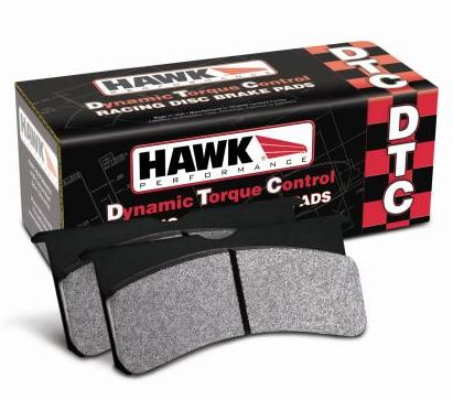 Hawk DTC-60 Brake Pads (Front)